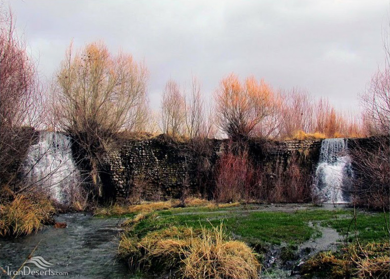 آبشار گور داغ (کوره چکان)، مراغه
