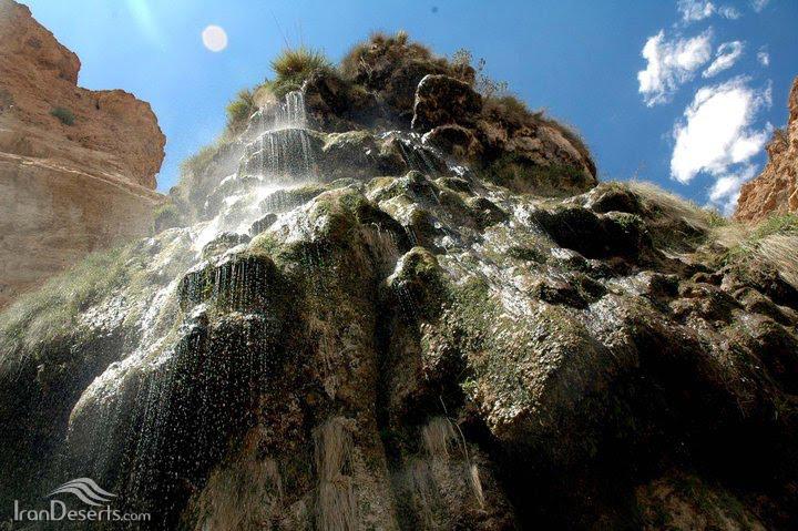 آبشار رحمت آباد، لارستان