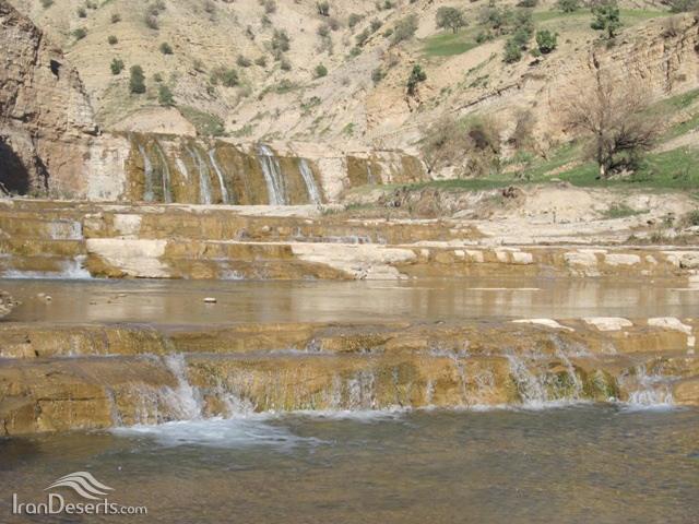 آبشارهای پنجم و ششم