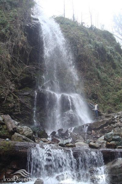 آبشار سرکلاته (بزبنه)، کردکوی