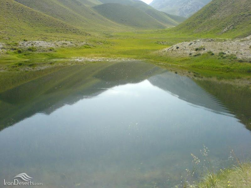 دریاچه دریوک و سرکچال