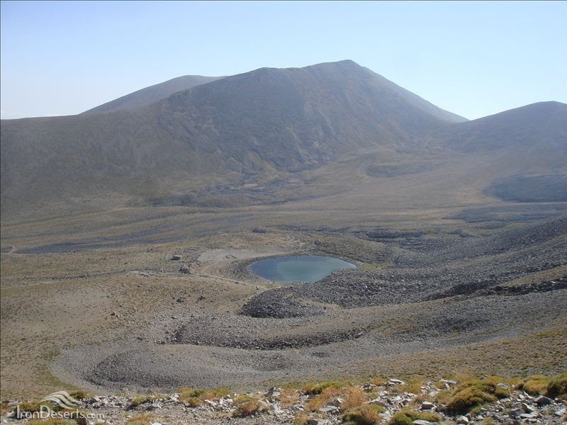 دریاچه قوچ گلی، تبریز