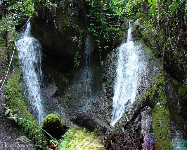آبشار دوقلو نومل