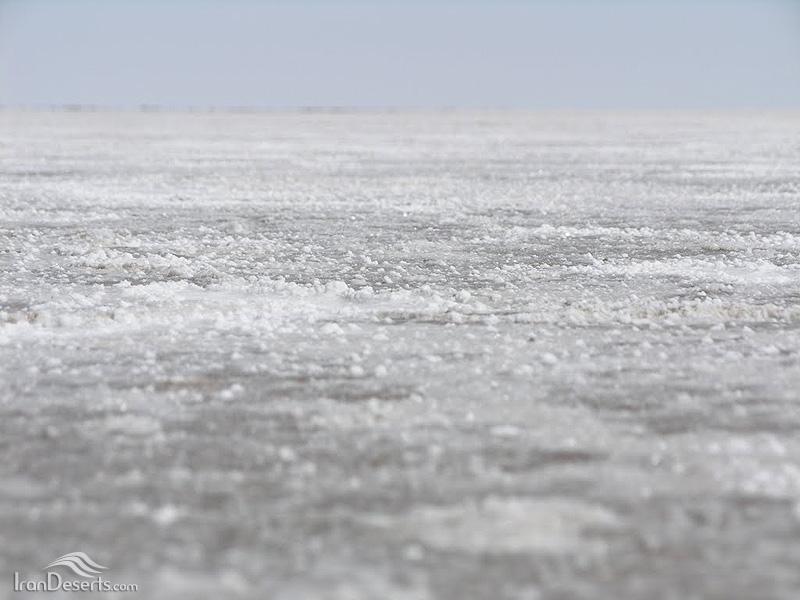دریاچه نمک مسیله (آران و بیدگل)