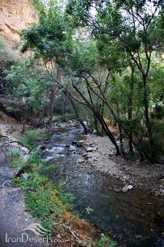 مسیر آبشار آدران (ارنگه)، جاده چالوس