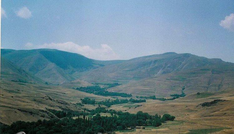 روستای قزلو