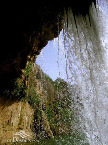 آبشار شول (تلسرکوب)، دشتستان