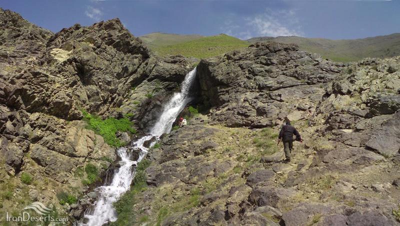 آبشار لالون (خلنو)، فشم