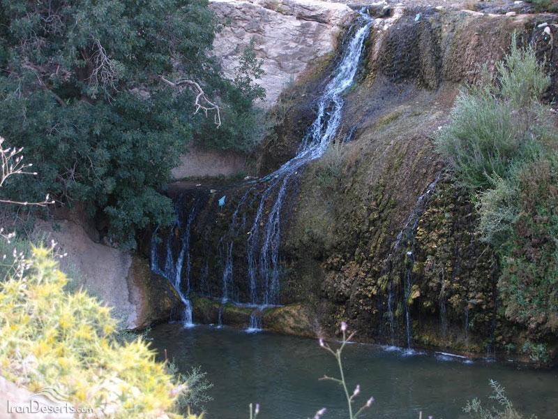 آبشارهای سرکانه، سپیددشت