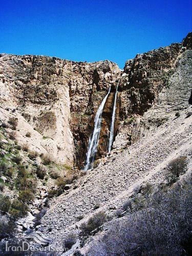 آبشار پاچر حسنی، ممسنی
