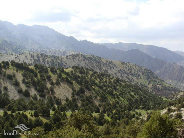 ارتفاعات هزارمسجد، منطقه نورالی