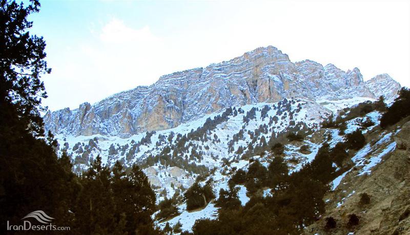 دره سیستان (تفنگ دره)، کلات