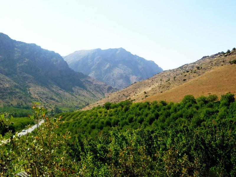 منطقه شکار ممنوع دره قاسملو (خان دره سی)، ارومیه