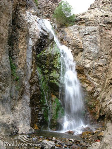 آبشار بوژان، نیشابور