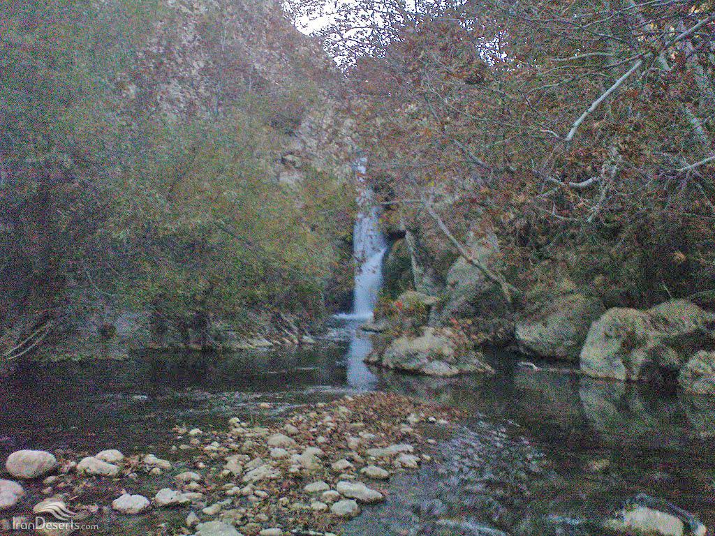 آبشار رودشیر، سپیدان