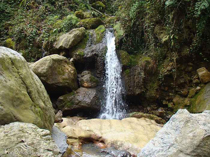 آبشار شفیع آباد (اوشرشره)، خان ببین
