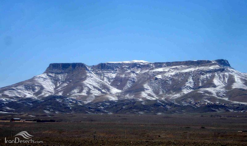 منطقه شکار ممنوع کهک، قم، عکس از قربان چالهسرائی