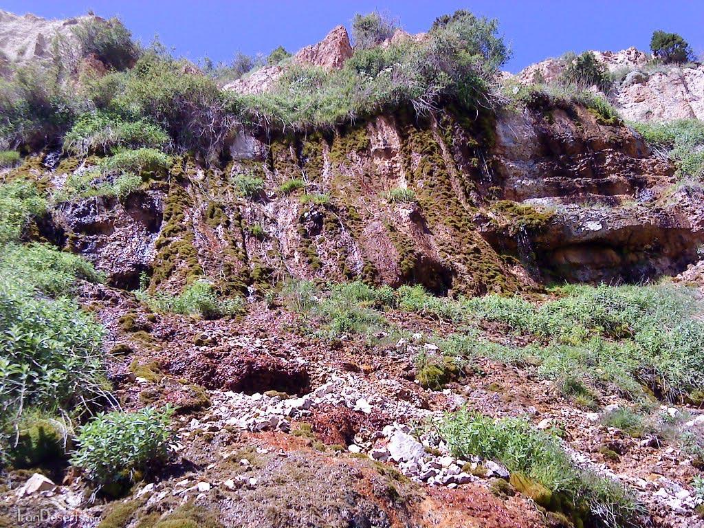آبشار جم (سالوک)، اسفراین