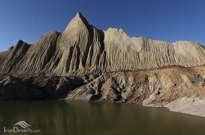 کوه های مریخی، چابهار
