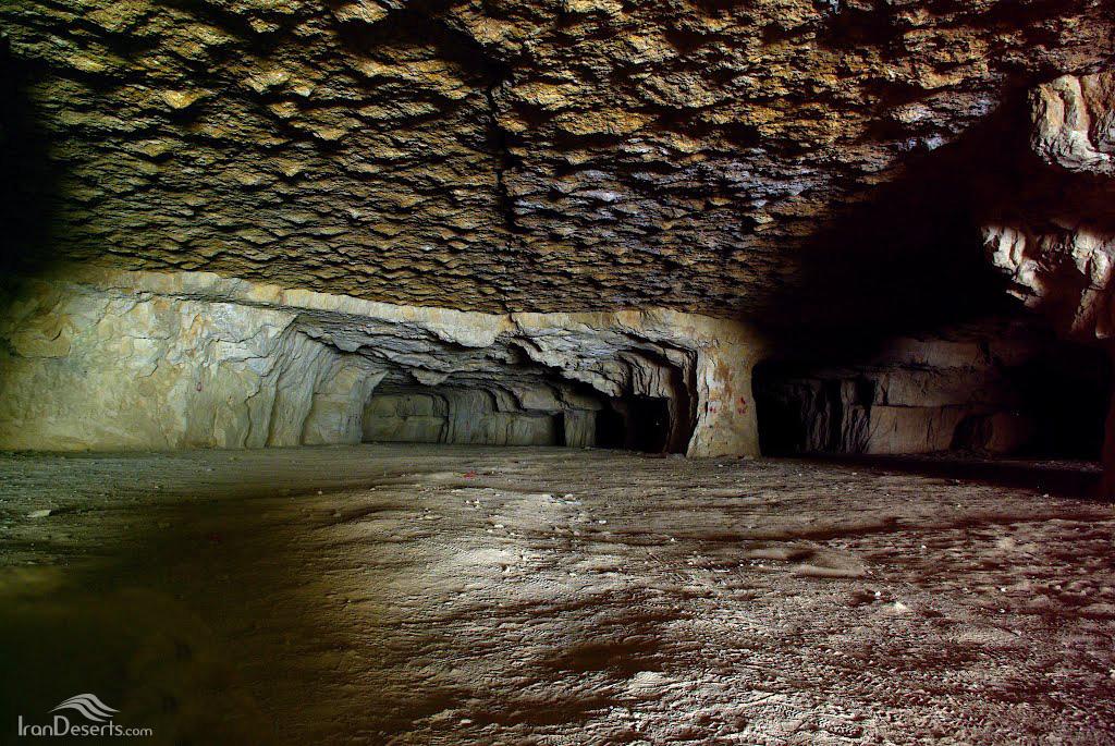 غار سنگتراشان (سنگ شکن)، جهرم