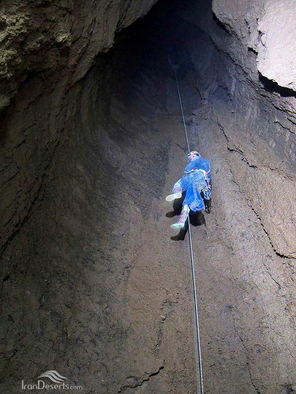 غار گرز رستم، شهرکرد، تصاویر از مهرداد حاجی هاشمی