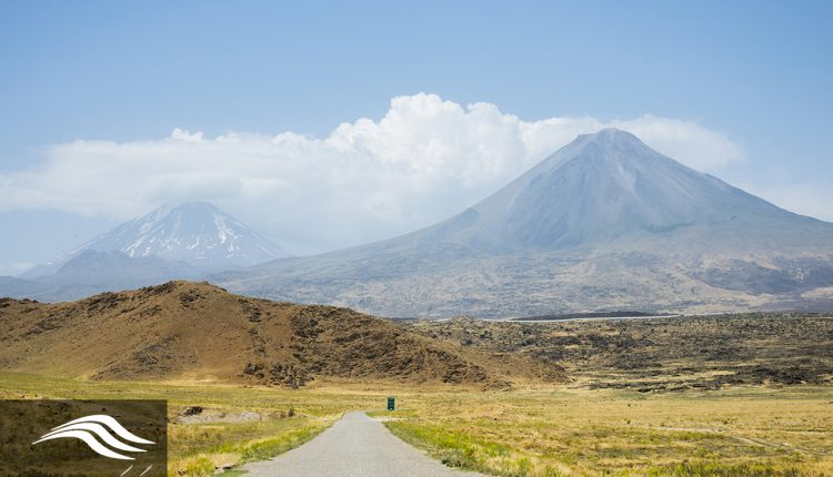آتشفشانهای خاموش آرارات (آغری داغی)