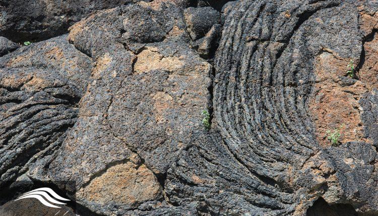 گدازههای طنابی،ماکو