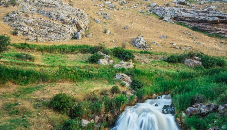 آبشارهای دره رند (سو دره سی)